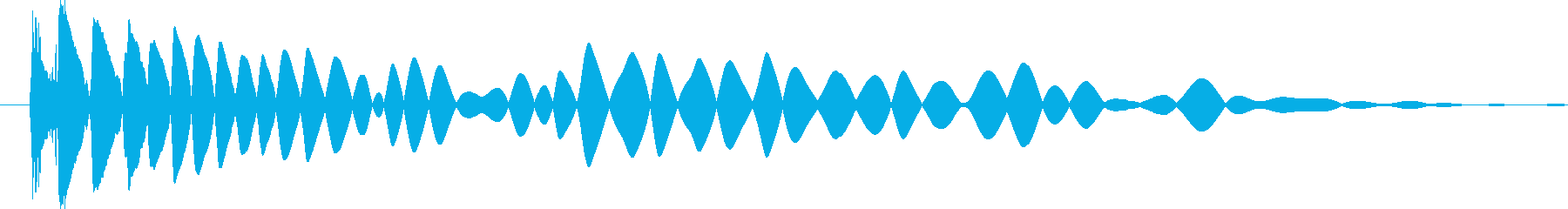 中空プラスチックの衝撃プラスチック...の再生済みの波形