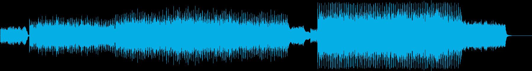 爽やか、感動系美しいピアノとストリングスの再生済みの波形