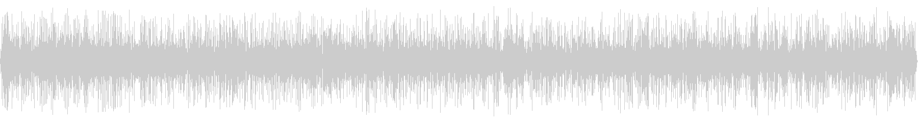 小川(環境音)の未再生の波形