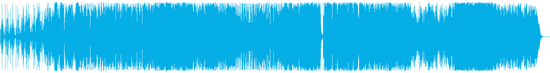 Jazz funk sound of a violin's reproduced waveform