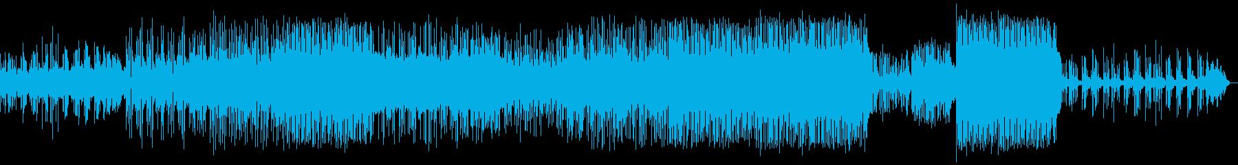 夏の終わりを彩る儚く切ないピアノバラードの再生済みの波形