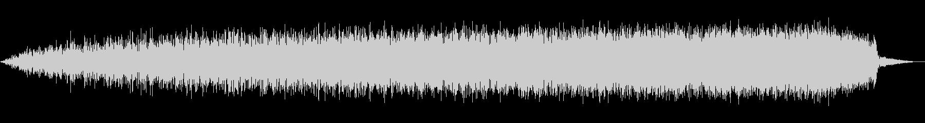 シューッという音EC07_78_2 2の未再生の波形