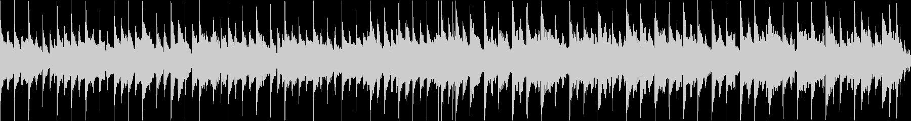 楽しいジングルベル(ループ)前奏無しの未再生の波形