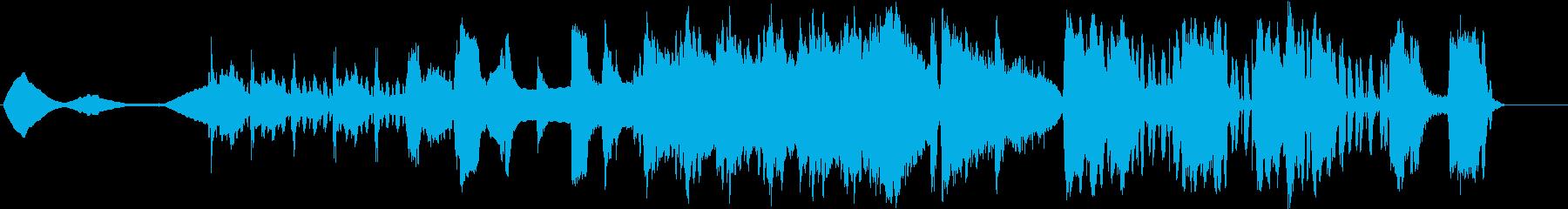 T.V.コンテンポラリーインスト暗...の再生済みの波形