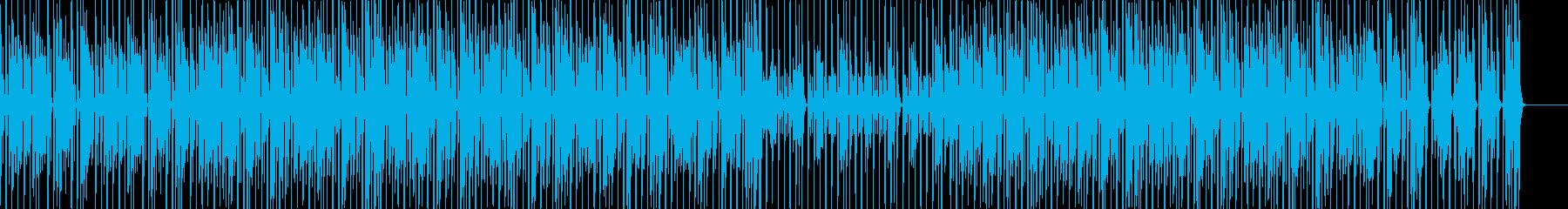 考える時間/なぞなぞ専用BGMの再生済みの波形
