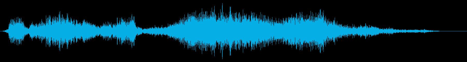 小型マイクロモーター:ショートライ...の再生済みの波形