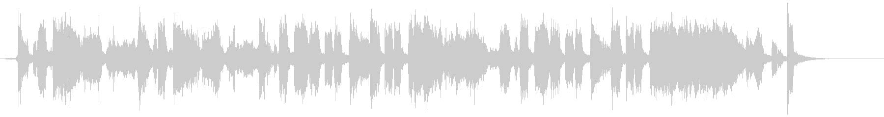 Birthday song with 4 beat a cappella's unreproduced waveform