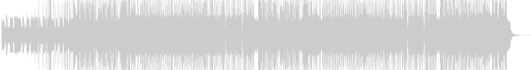 「HR/HM」「DARK」BGM253の未再生の波形