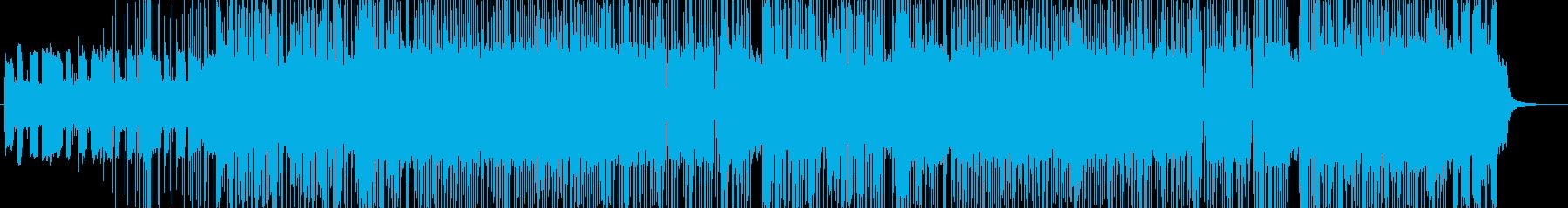 「HR/HM」「DARK」BGM253の再生済みの波形
