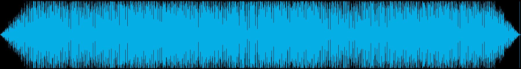 ラテンソフト。ボッサ。の再生済みの波形