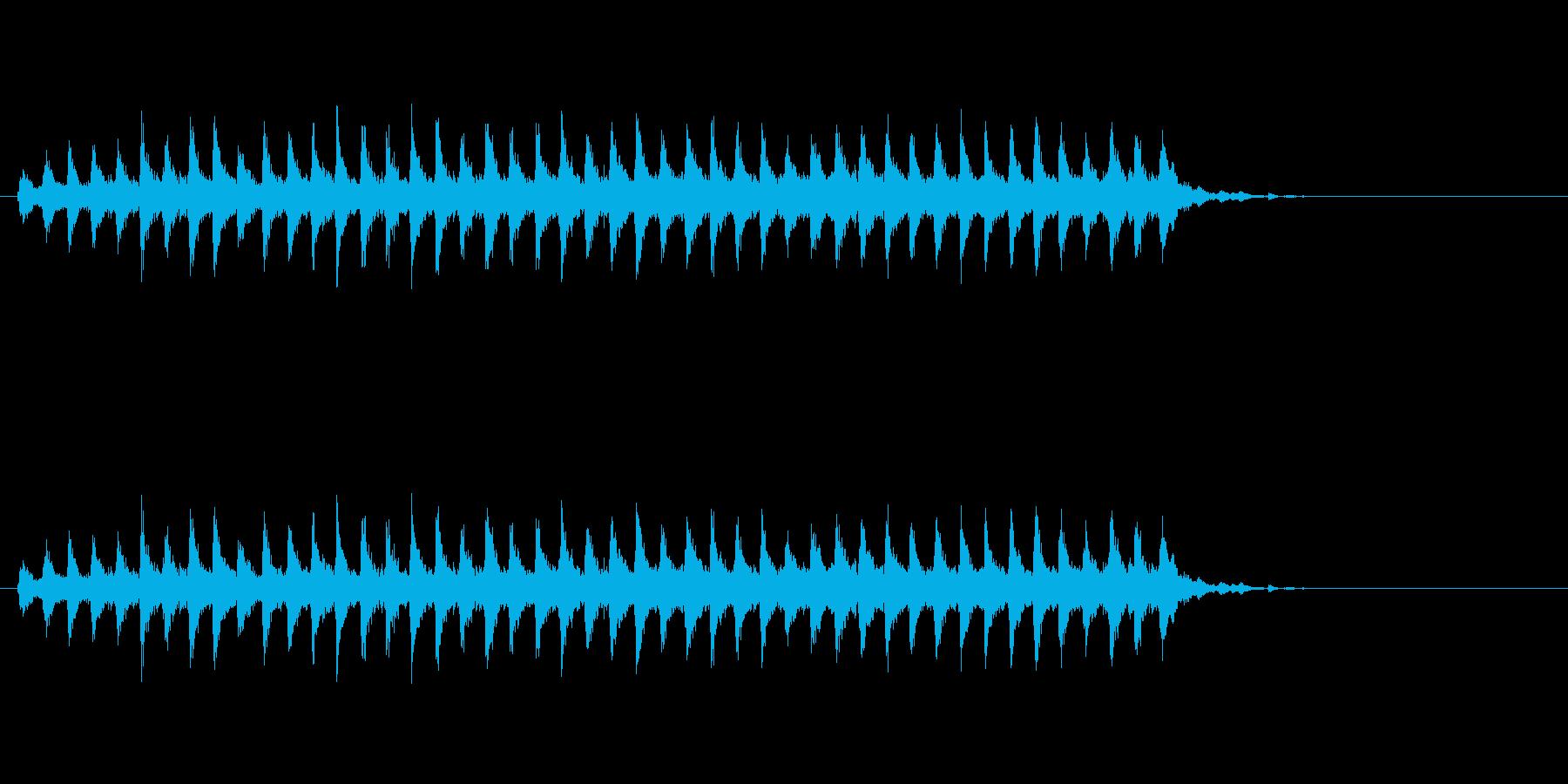 SLEIGH BELLS、JING...の再生済みの波形