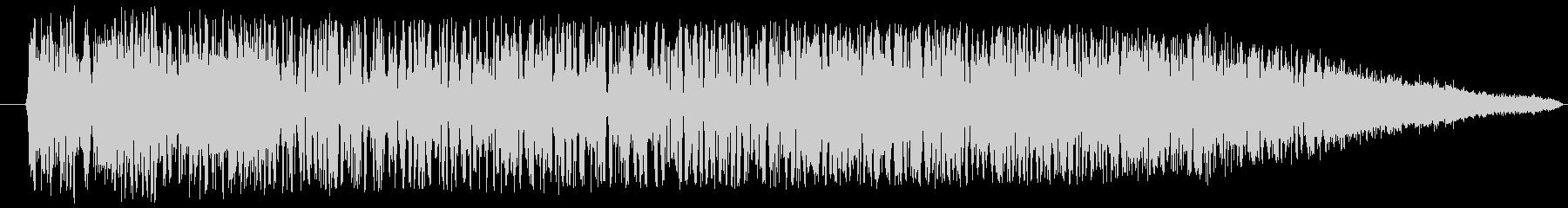 スペイシーフライオフスイープ1の未再生の波形