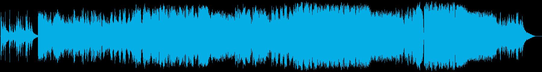 一揃いのつるべの再生済みの波形