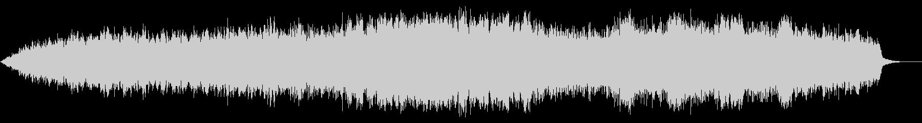 上昇アクション:低音、SCI FI...の未再生の波形