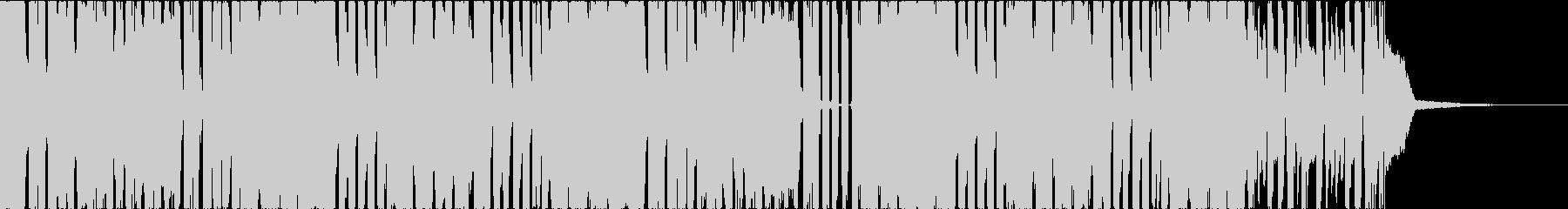 ノリノリdubstep-短縮版-の未再生の波形