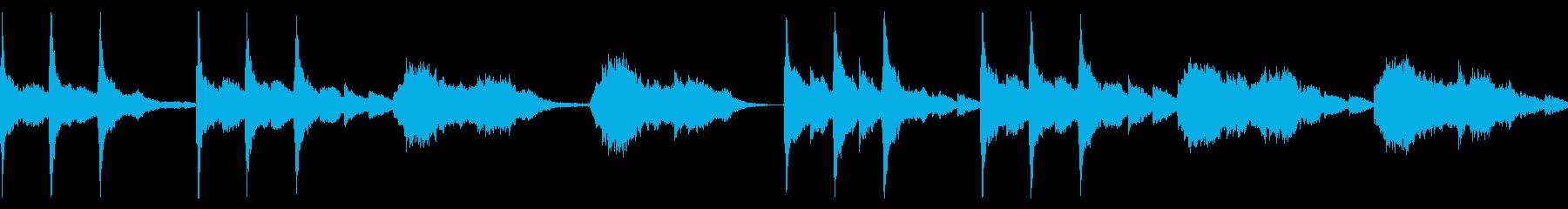 【ループ版】ドキュメンタリー 夜明けの再生済みの波形