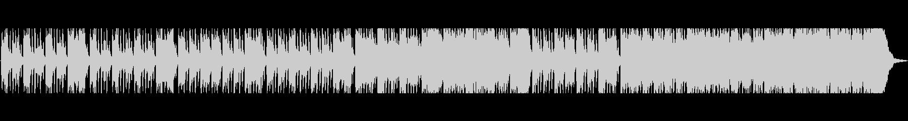 オーボエのメロディーラインとオーケ...の未再生の波形