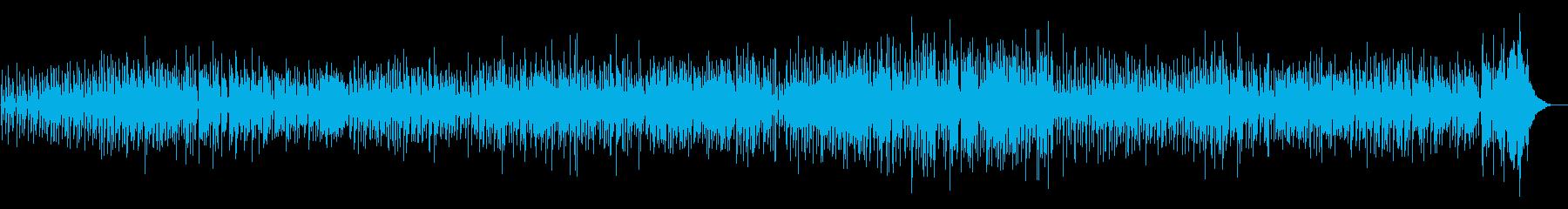 スウィンギングジャズのフィーリング...の再生済みの波形