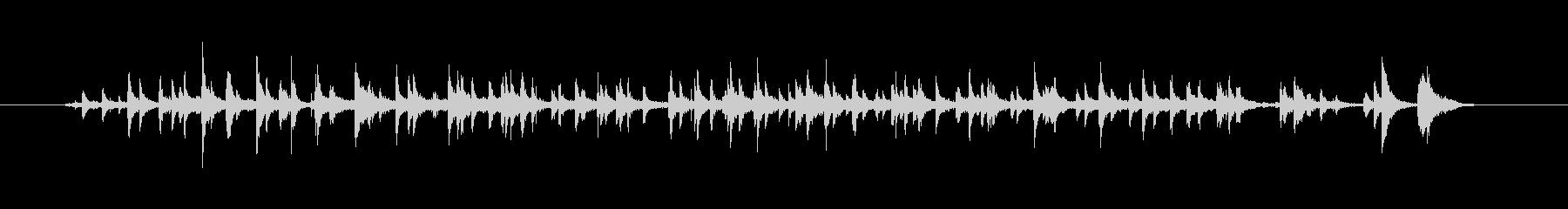メタル 鎖 ラトルロング01の未再生の波形