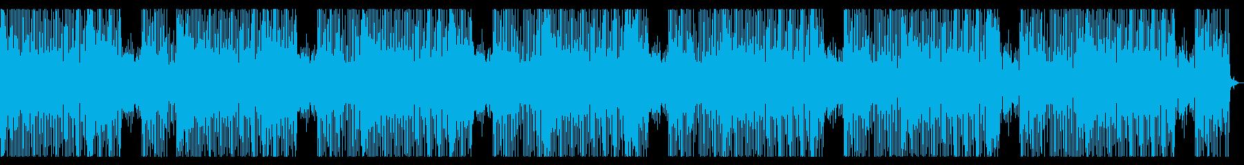 韓ドラOST風♡ラブコメなカフェジャズの再生済みの波形