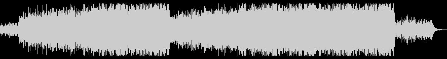 【ドラム抜き】透明感のあるポップコーポレの未再生の波形