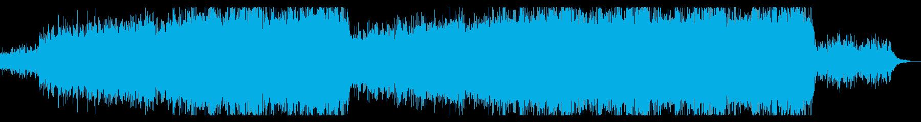 【ドラム抜き】透明感のあるポップコーポレの再生済みの波形