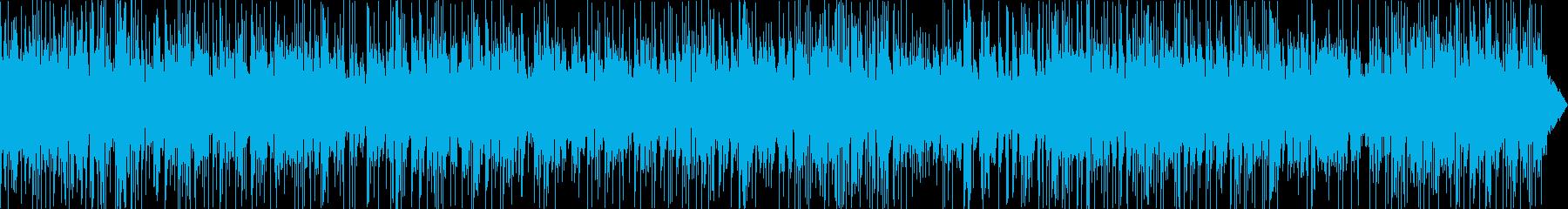 YouTube動画、フュージョンサックスの再生済みの波形