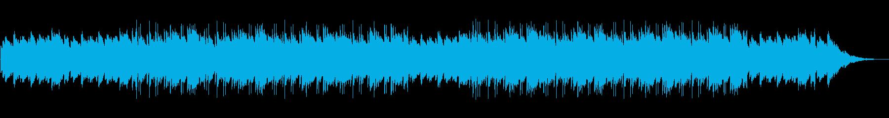 リラックス系Chill・Lo-Fiの再生済みの波形