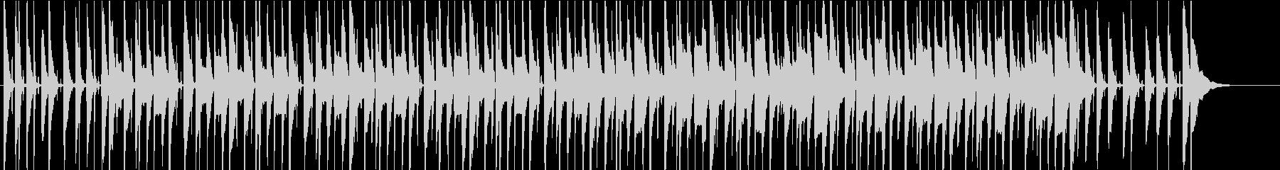ウクレレほのぼのPOP2(オケ)の未再生の波形