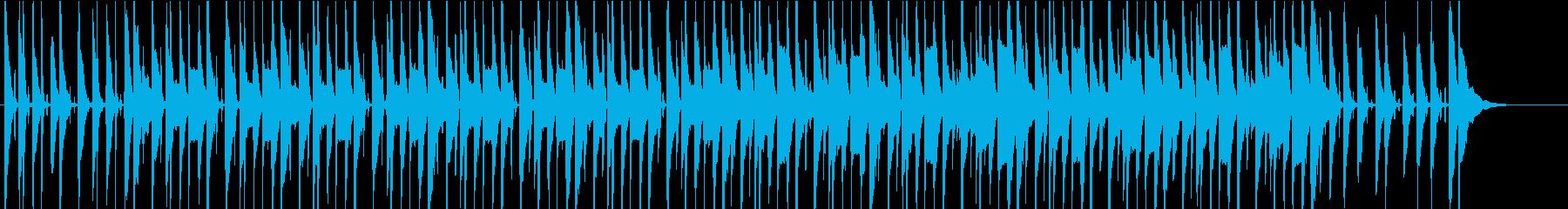 ウクレレほのぼのPOP2(オケ)の再生済みの波形