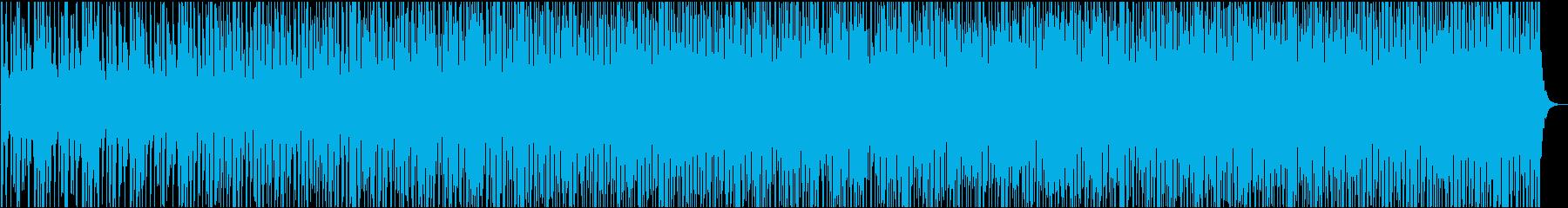 南国・ハッピー・軽快・スチールドラムの再生済みの波形