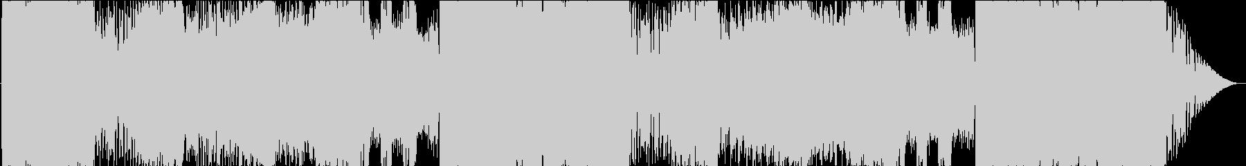 クワイヤ入り大編成オーケストラバトル曲の未再生の波形