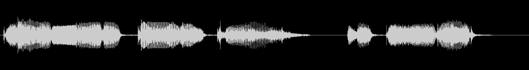 チャンネル登録は、こちらの未再生の波形