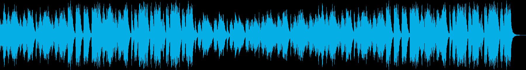 怖いけどコミカルなゲームオーケストラの再生済みの波形