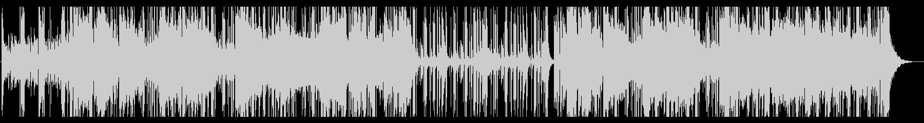 夜に合うクールなエレクトロ・フュージョンの未再生の波形
