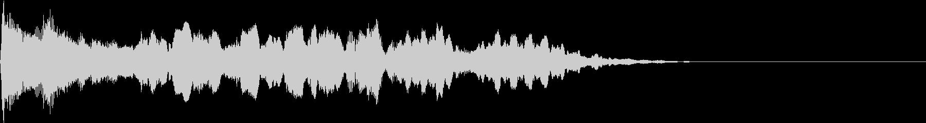 バイオリンのフレーズ04【悲しみ/憂い】の未再生の波形