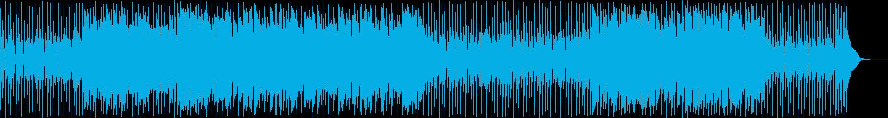 Pop-R&Bインストゥルメンタル...の再生済みの波形