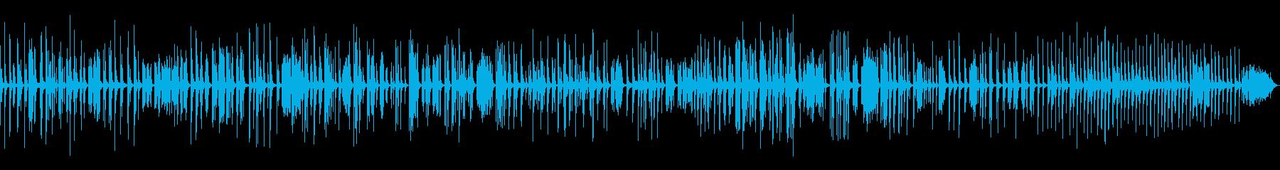 KANTちょうど25分のピアノ現代曲の再生済みの波形