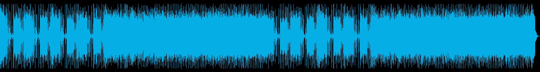 パワフル。シンプル。ギターロック。の再生済みの波形