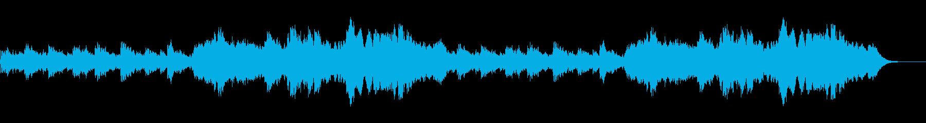 ジブリアニメ風_子供_メルヘン_氷のお話の再生済みの波形