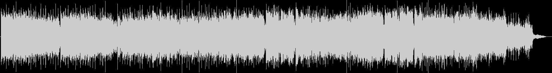 テンポ速めのケルト系民族調オリジナルですの未再生の波形
