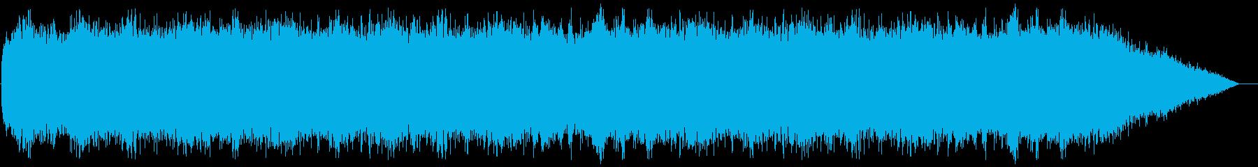 ジングル - 神の息吹の再生済みの波形