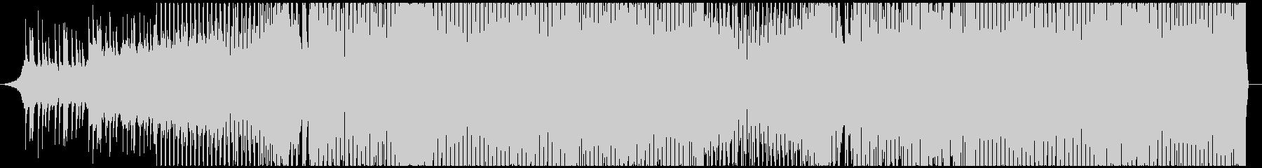 ノリノリ・エレクトロ・ハウス系の未再生の波形