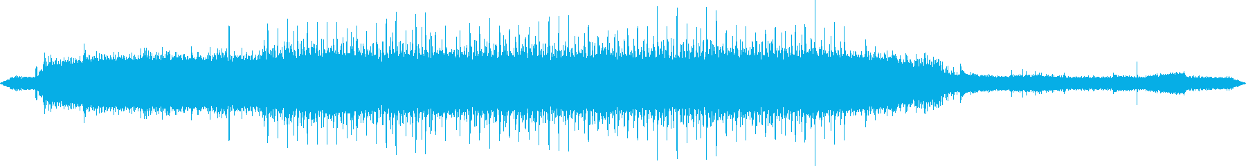 大:高速コピー;ステープル、仕分け...の再生済みの波形