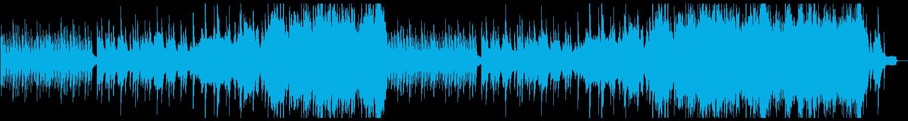切ない感傷のシネマティックシンフォニー。の再生済みの波形