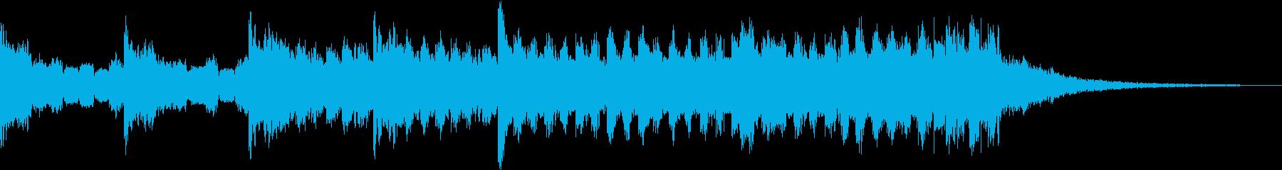 近未来、革新的テーマEDM。CMやPV用の再生済みの波形