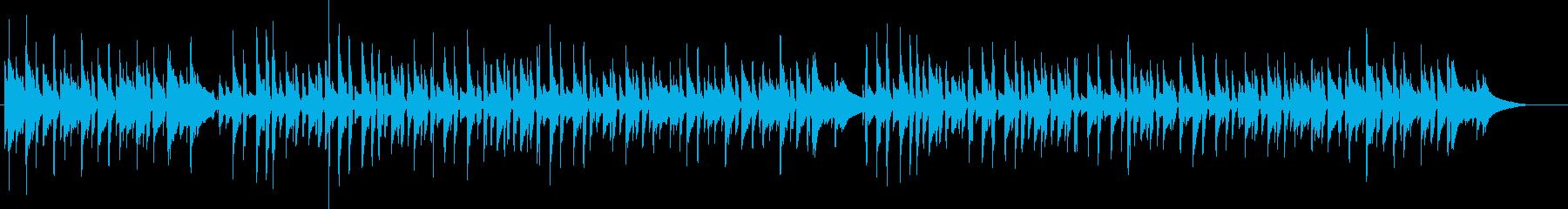 秋Jazzボサノバギター ニヒルでクールの再生済みの波形
