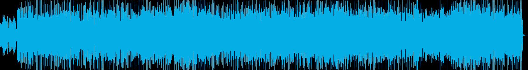 卒業ソング/女性Vo/爽やかなポップスの再生済みの波形