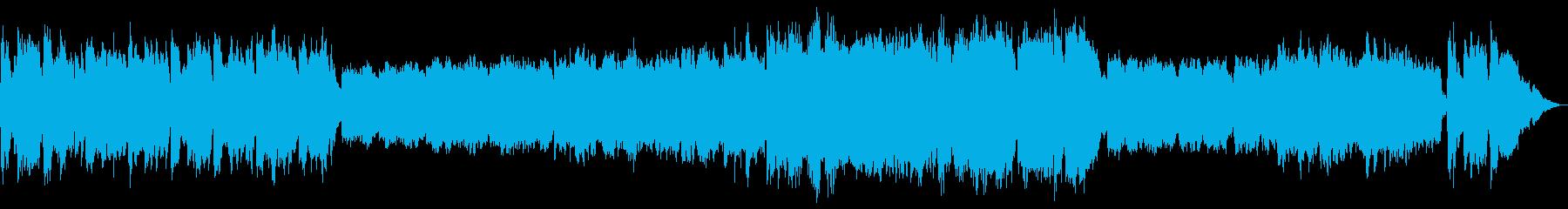 序章の再生済みの波形