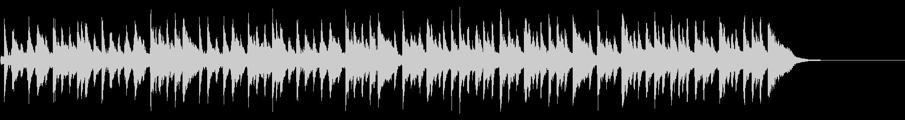 最初のワルツ集26番(シューベルト作曲)の未再生の波形